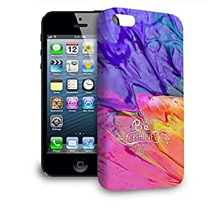 Phone Case For Apple iPhone 5 - Be Creative Every Day Snap-On Cover