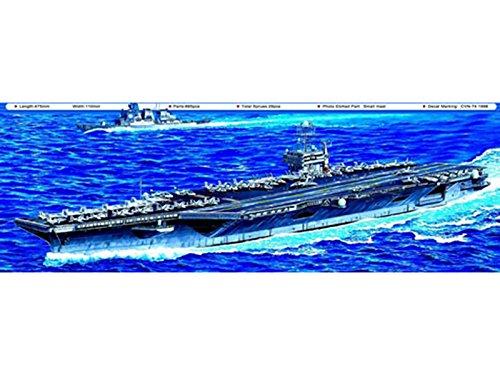 - Trumpeter 1/700 05733 USS John C. Stennis CVN-74