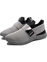 JACKDAINE Men's New Trend Casual Shoes Fashion Breathable Cool Sports Shoes