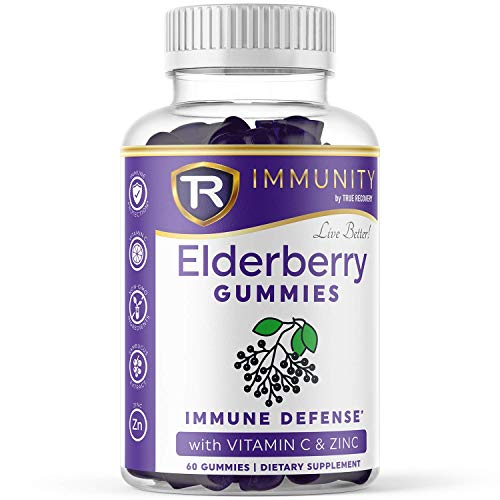 Excellent Immunity Booster of Black Elderberry