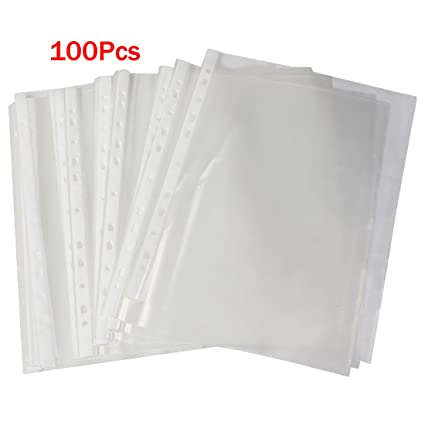 Protector Sheet A4 Pack Of 100 Pcs REGIONAL