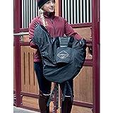 LeMieux Unisex's GP Jump Saddle Cover, Black, One Size