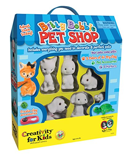 Faber Castell Bitty Bobble Pet Shop ()