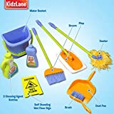 Kidzlane Kids Cleaning Set for Toddlers Up to Age