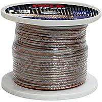 Pyle PSC12250 12-Gauge 250 feet Spool of Speaker Zip Wire