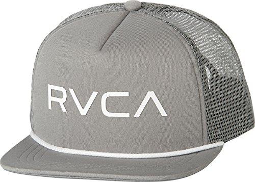 rvca-mens-foamy-trucker-smoke-one-size