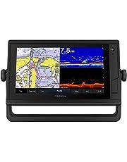 "Garmin GPSMAP 922xs Plus, 9"" Chartplotter/Sonar Touchscreen Combo met wereldwijde basiskaart"
