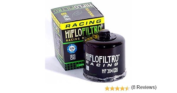 HIFLOFILTRO - 34137/54 : Filtro de aceite HIFLOFILTRO HF204RC ...
