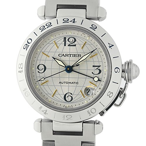 Cartier Pasha automatic-self-wind mens Watch W31078M7 (Certified Pre-owned)
