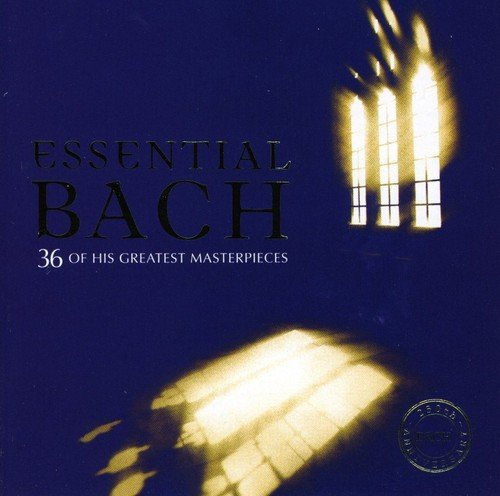 Essential Bach: 36 Greatest Masterpieces / Various by CD