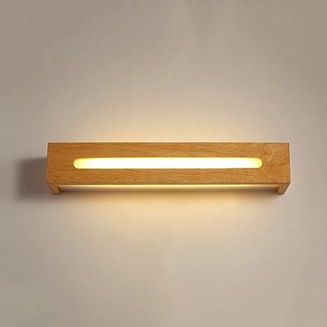 JSJ - Lámpara de espejo de baño led creativa lámpara de escaleras de escalera nórdica lámparas