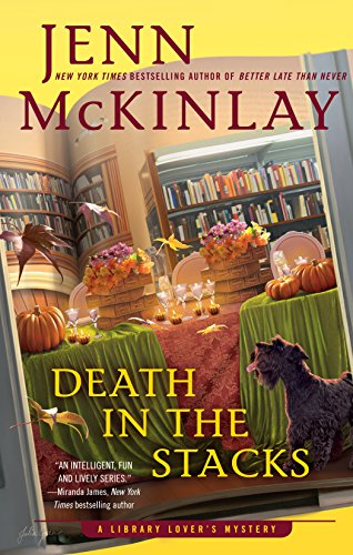 Death in the Stacks (A Library Lover's Mystery Book 8)
