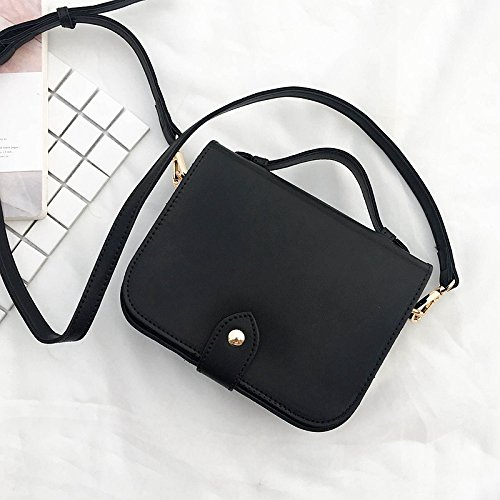 Harajuku Gunaindmx À Style Bag Bandoulière Black Fourre Sac Messenger tout r66xqU0pw
