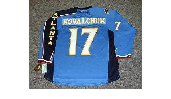 ILYA KOVALCHUK Atlanta Thrashers REEBOK RBK Premier Home NHL Hockey Jersey 0de7f93c2