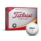 2. Titleist DT TruSoft Golf Balls, White  (One Dozen)