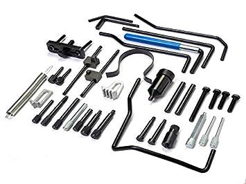 ocday Juego de encendido de motor para Citroen Peugeot gasolina Diesel cinturón cambio herramienta Set: Amazon.es: Coche y moto