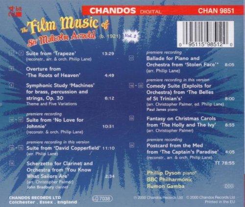 Film Music of Sir Malcolm Arnold 2