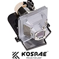Kosrae 310-8290/725-10106/MJ815 Projector Lamp with Housing for Dell Projector 1800MP