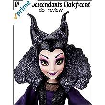 Review: Disney Descendants Maleficent Doll Review
