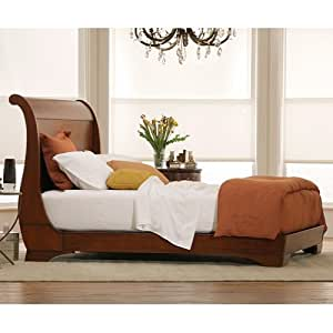 Amazon Sleigh Platform Bed By Charles P Rogers