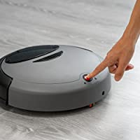 Cecotec Robot aspirador inteligente CONGA COMPACT, 25 W, 0.25 litros
