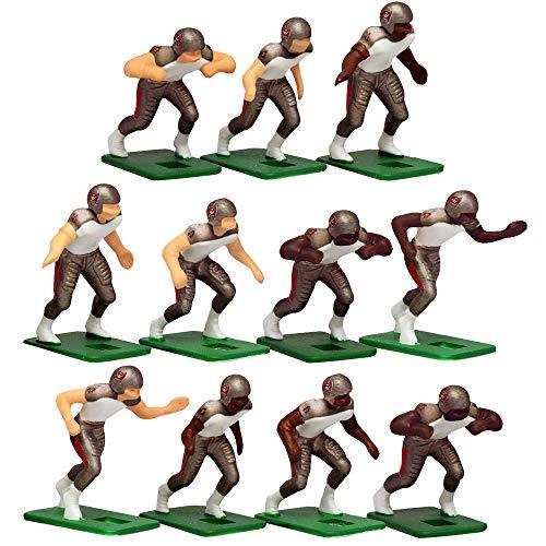 Tampa Bay BuccaneersAway Jersey NFL Action Figure Set