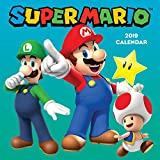 img - for Super Mario 2019 Wall Calendar book / textbook / text book