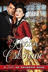 Mail Order Merry (Brides of Beckham Book 19)