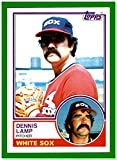 1983 Topps #434 Dennis Lamp CHICAGO WHITE SOX