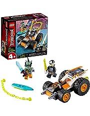 Lego 71706 NINJAGO Coles Speeder Car Building Kit