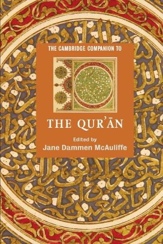 The Cambridge Companion to the Qur'ān (Cambridge...