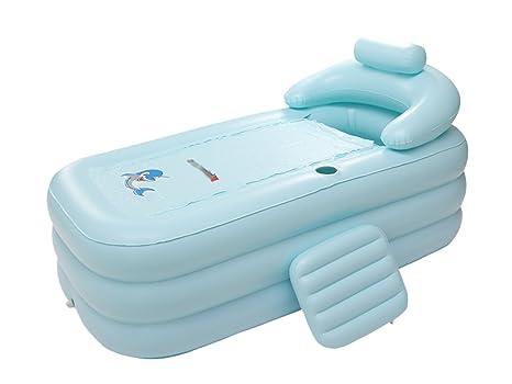 Vasca Da Bagno Gonfiabile Per Adulti : Vasca da bagno gonfiabile protezione ambientale in plastica
