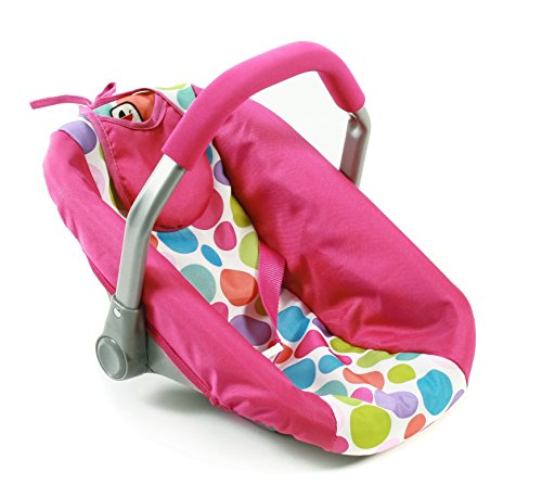 Bayer Design Doll Pram Pink - 2