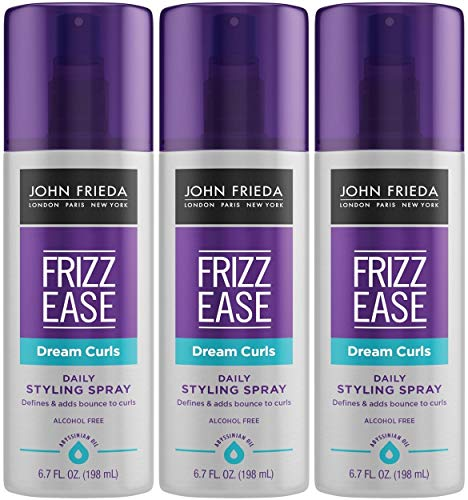 se Dream Curls Daily Styling Spray, 6.7 Ounces (Pack of 3) ()