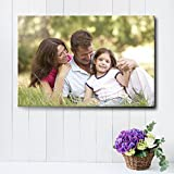 "Wall26 Personalized Photo to Canvas Print Wall Art - Custom Your Photo On Canvas wall art - Digitally Printed - 24""x36"""