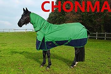 1200D Turnout Horse Sheet Light Winter Blanket Burgundy 355