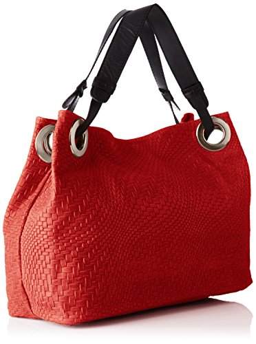 Red Chicca Cross Borse Women's 80059 Bag Body Rosso YqPqH