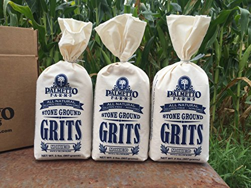 Mill Nora - Palmetto Farms Mixed Grits 3 Pack