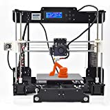 ALUNAR 3D Desktop Printer Prusa i3 DIY High Accuracy CNC Self Assembly Picture