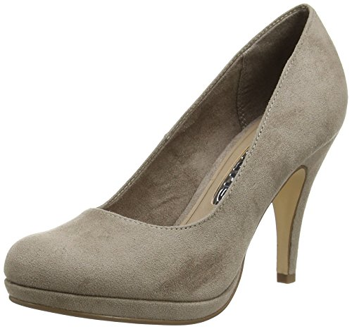 Tamaris Damen 22407 Pumps Braun (PEPPER 324)