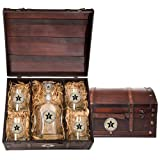 Vanderbilt Commodores Capitol Decanter Chest Set