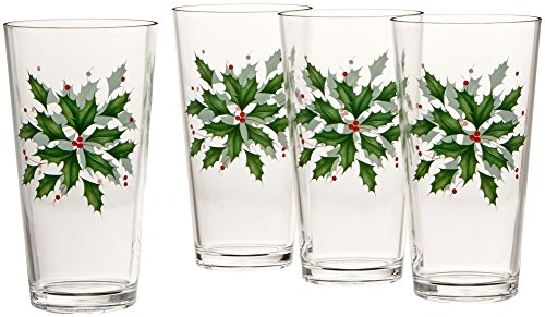 Lenox Holiday Acrylic Tumblers (Set of 4), ()