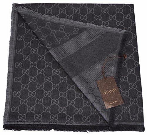 Gucci Gg Pattern Scarf - 3