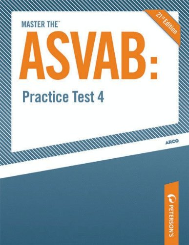 Fast Parts Wales Book Master The Asvab Practice Test 4 Download