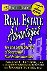 Rich Dad's Real Estate Advantages: How to Pass on Your Wealth (Rich Dad's Advisors) Paperback