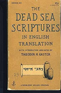Image result for professor gaster dead sea scrolls