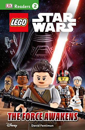 DK Readers L2: LEGO Star Wars: The Force Awakens (DK Readers Level 2)