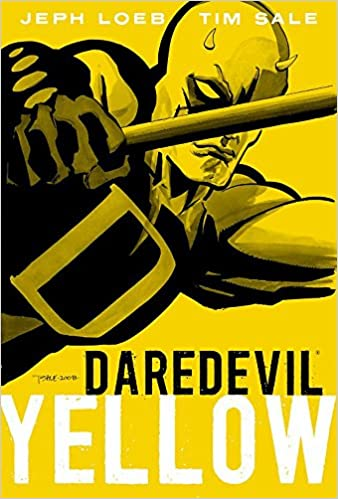 Image result for Daredevil yellow cover