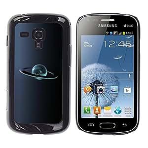 """For Samsung Galaxy S Duos S7562 , S-type Cromo Planet"""" - Arte & diseño plástico duro Fundas Cover Cubre Hard Case Cover"""