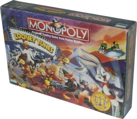 Limited Tunes Edition Looney (Monopoly: Looney Tunes Limited Collector's Edition by Parker Brothers)
